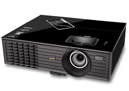 ViewSonic PJD6253, PJD6223 and PJD6553w DLP Projectors 2