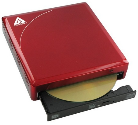 Apricorn Aegis NetDock Mac Edition dvd burner