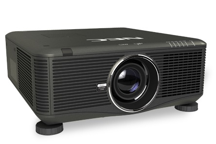 NEC NP-PX700W and NP-PX800W Professional Installation Projectors 1