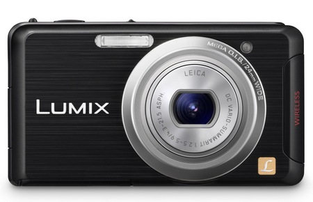 Panasonic LUMIX DMC-FX90 WiFi-enabled Digital Camera 1