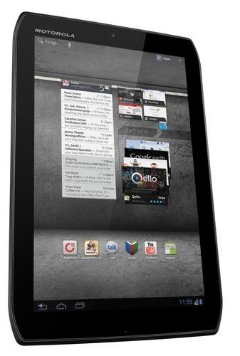 Verizon Motorola DROID XYBOARD 8.2 Android Honeycomb tablet