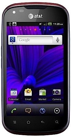 AT&T Pantech Burst 4G LTE Smartphone 1