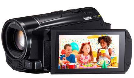 Canon VIXIA HF R32, VIXIA HF R30 and VIXIA HF R300 Full HD Camcorders with 51x Advanced Zoom 2