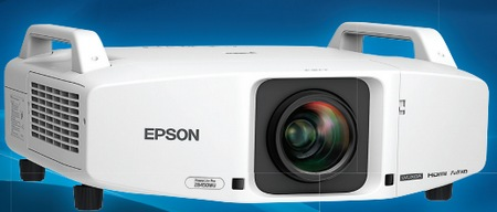 Epson PowerLite Pro Z8455WUNL and Z8255NL Installation Projectors 1