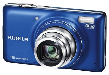 FujiFilm FinePix T400 Slim Camera with 10x Zoom