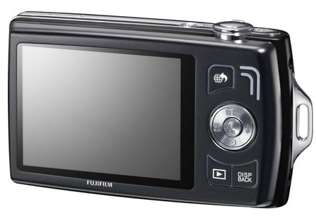 FujiFilm FinePix Z110 Compact, Stylish Camera black