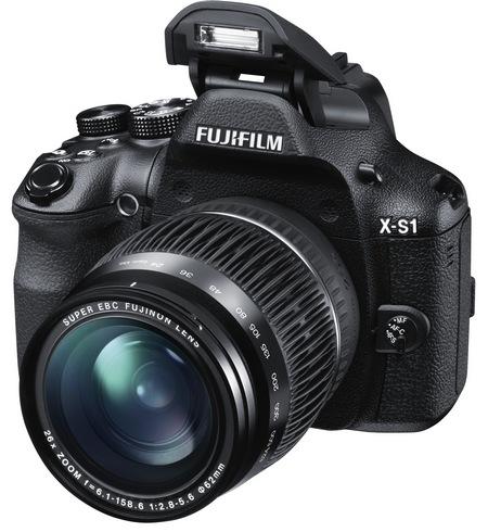 FujiFilm X-S1 26x Ultra Zoom Camera Heading to the US flash
