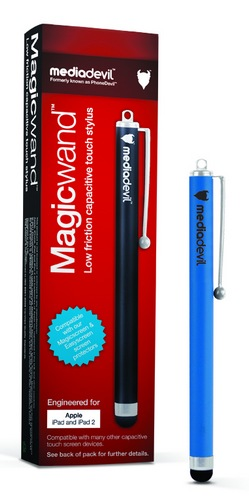 MediaDevil MagicWand Stylus for Capacitive Touchscreen 1