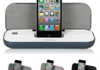 Memorex MA3122 Ultra-portable iPhone iPod Speaker