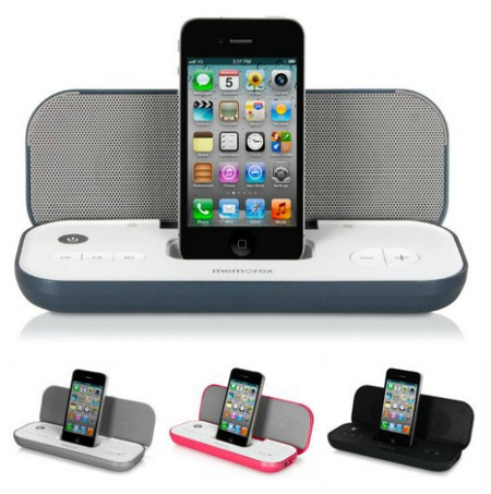 Memorex MA3122 Ultra-portable iPhone iPod Speaker