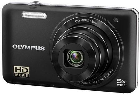 Olympus VG-160 Budget-friendly Digital Camera black