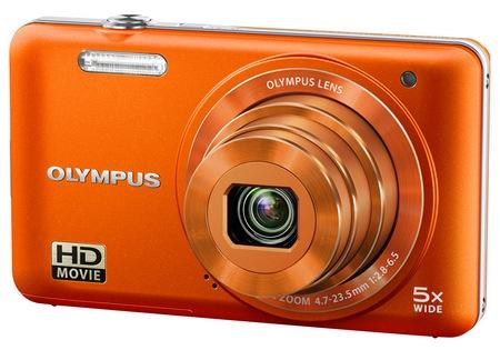Olympus VG-160 Budget-friendly Digital Camera orange