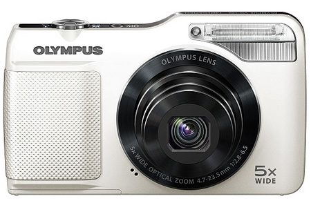 Olympus VG-170 Digital Camera white