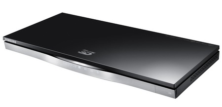 Samsung BD-E6500 Blu-ray Player with WiFi and Dual HDMI Inputs