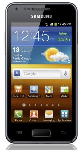 Samsung GALAXY S Advance Mid-range Smartphone 1