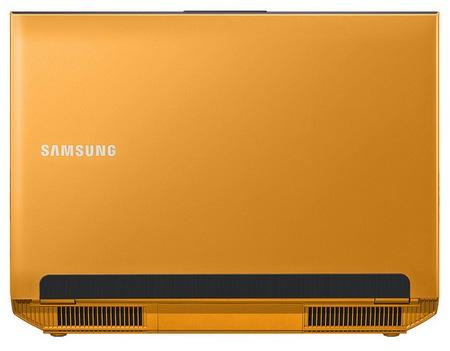 Samsung Series 7 GAMER Yellow Gaming Notebook 2
