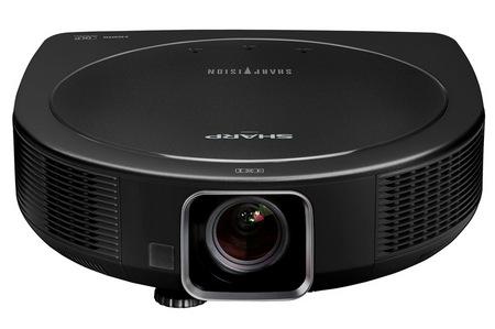 Sharp XV-Z30000 3D HD DLP Home Theater Projector 1
