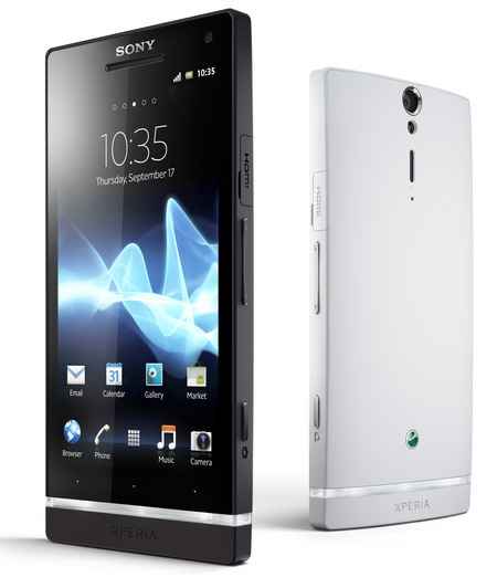 Sony Ericsson Xperia S Android Smartphone