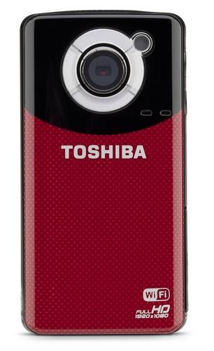 Toshiba CAMILEO AIR10 pocket full hd camcorder