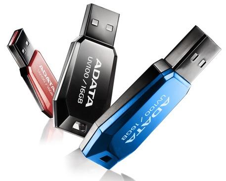 ADATA DashDrive UV100 USB Flash Drive