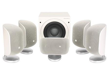 Bowers & Wilkins MT-50 Mini Theater white