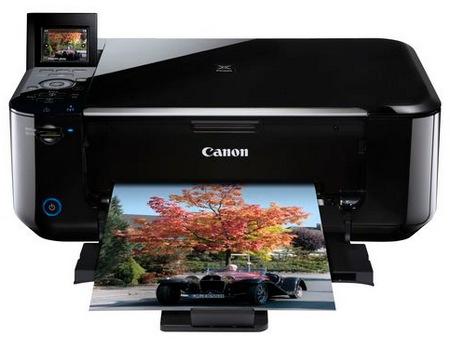 Canon PIXMA MG4150 WiFi All-in-One Printer 1