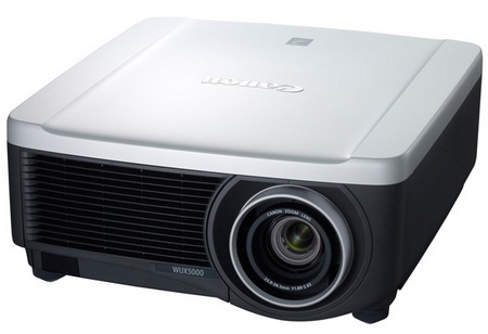 Canon REALiS WUX5000 and WUX5000 D Installation LCOS Projectors
