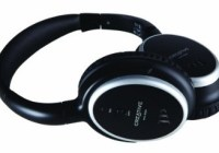 Creative HN-900 Noise-Canceling Headphones fold-flat design