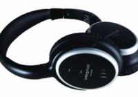Creative HN-900 Noise-Canceling Headphones fold-flat design