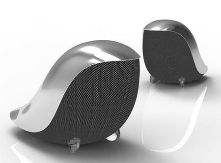 Gavio WRENZ Bird-Shaped Speaker 2