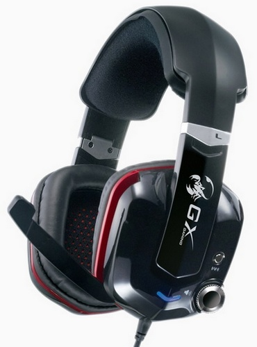 Genius Cavimanus Virtual 7.1 Channel Gaming Headset 2