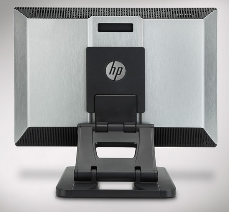 HP Z1 27-inch All-in-One Workstation back