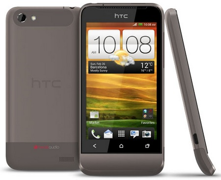 HTC One V Android Smartphone for the Masses