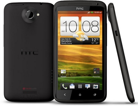 HTC One X Smartphone powered by Quad-core Tegra 3 black