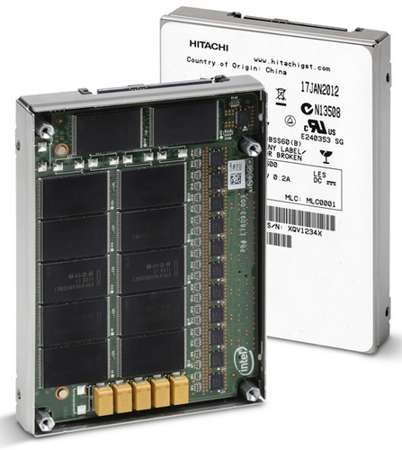Hitachi Ultrastar SSD400S.B 25nm SLC Enterprise-class SSD