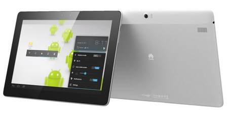 Huawei MediaPad 10 FHD Quad-core 10-inch Full HD Tablet