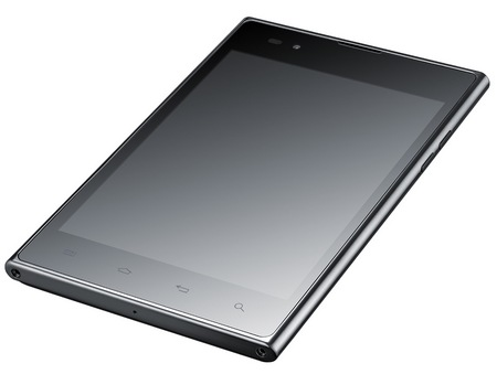 LG Optimus Vu Smartphone gets a 5-inch 4-3 Touchscreen 1