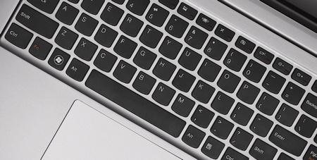 Lenovo IdeaPad U300e Ultrabook breathable keyboard