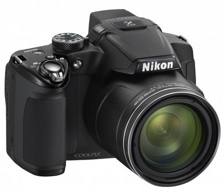 Nikon CoolPix P510 Camera does 42x Ultra Zoom black