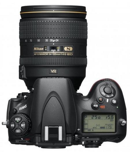 Nikon D800 and D800E 36.3 Megapixel FX-Format DSLRs top