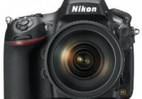 Nikon D800 and D800E 36.3 Megapixel FX-Format DSLRs