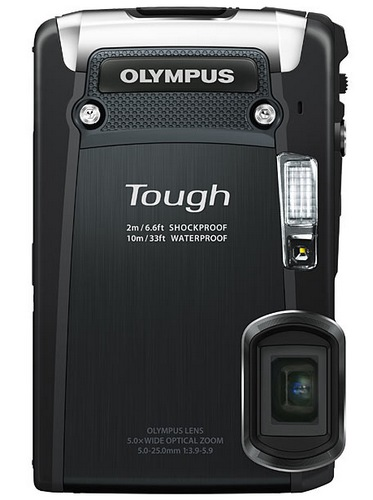 Olympus TOUGH TG-820 iHS Rugged Camera black
