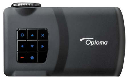 Optoma ML300 Ultra Portable LED Projector with built-in Media Player top