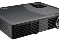 Optoma ML500 Ultra-portable Business Projector with 500 Lumens