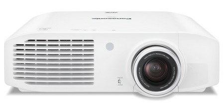 Panasonic PT-LZ370U Full HD Professional Installation Projector front
