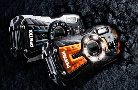 Pentax Optio WG-2 and Optio WG-2 GPS Rugged Digital Cameras
