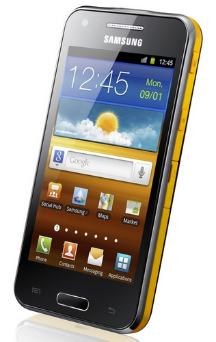 Samsung Galaxy Beam Dual-core Projector Smartphone 3
