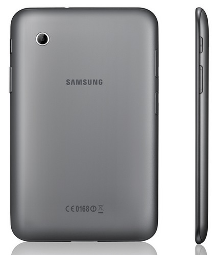 Samsung Galaxy Tab 2 7.0 Android 4.0 ICS Tablet back