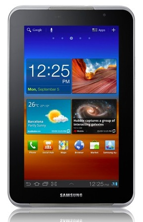 Samsung Galaxy Tab 7.0 Plus N Tablet 1