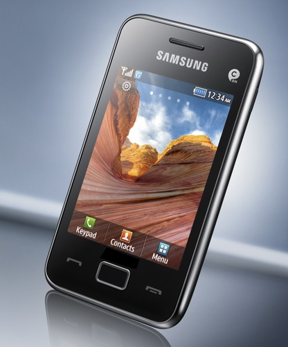 Samsung Star 3 Bada Phone